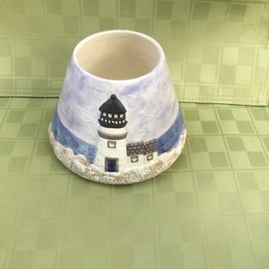 Yankee Candle Lighthouse Jar Candle Shade